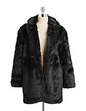 Faux -Fur Coat
