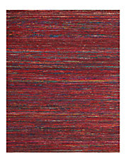 Multi Red Arushi Rug
