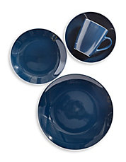 16-Piece Aurora Dinnerware Set  sc 1 st  Hudson\u0027s Bay & GLUCKSTEINHOME | Dinnerware | Dining \u0026 Entertaining | Home ...