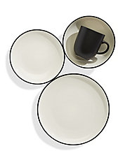 Orla 16-Piece Stoneware Dinnerware Set  sc 1 st  Hudsonu0027s Bay & DISTINCTLY HOME | Dining u0026 Entertaining | Home | Hudsonu0027s Bay