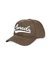 canada goose black ball cap