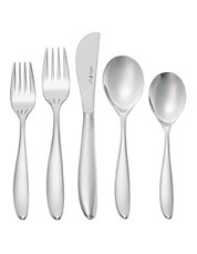 45 Piece Venecia Flatware Set