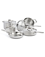 Sol II 10 Piece Cookware Set