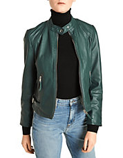 Veste moto femme quebec