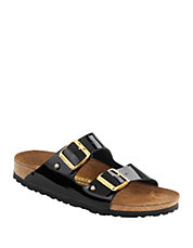 Arizona Patent Sandals