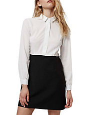 Two-In-One Shift Dress