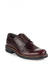 Trent Longwing Leather Brogues