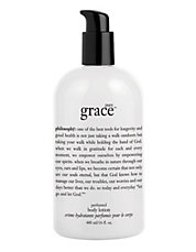 pure grace perfumed body lotion