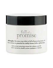 full of promise dual action restoring cream for volume and lift