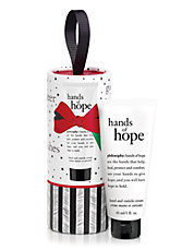 Hands of Hope Holiday Ornament