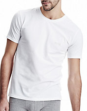 Two-Pack Stretch Cotton T-Shirts