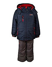 Boys 2 Pc Snowsuit