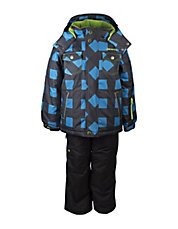 Boys 2-Pc Snowsuit