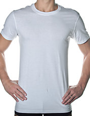 3 Pack Short Sleeve Crew Neck T Shirts