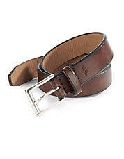 Leather Causal Belt