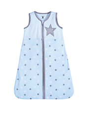 Star Printed Bunting Suit