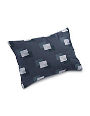 Colonnade Indigo Rectangular Throw Pillow