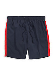 Colourblocked Active Shorts