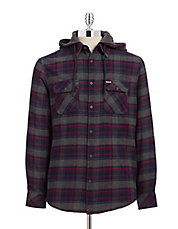 Flannel Check Sport Shirt