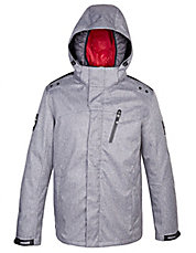 3-in-1 Jacket with Liner