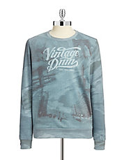 Sublimation Print Sweater