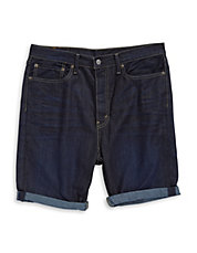 522 Slim Tapered Denim Shorts