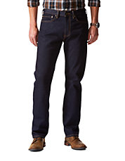 Five-Pocket Straight-Fit Pants