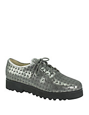 Sofi Anthracite Oxford Shoes