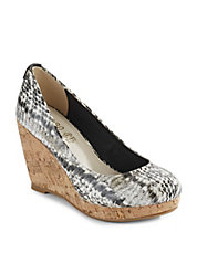 Pericles Wedge Pumps