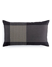 Manhattan Stripe Throw Pillow