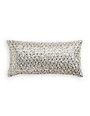 Beaded Sequined Decorative Cushion