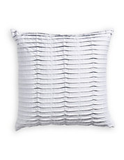Modern Frame Square Pleat Cushion