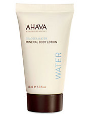 Travel Size Mineral Body Lotion