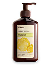 Mineral Botanic Body Lotion - Pineapple and Peach