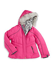 Convertible Parka Coat with Gilet