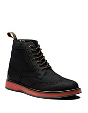 Barry Brogue High Boots
