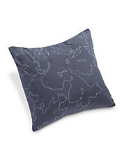 Palisades Flower Square Cushion