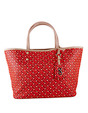 Signature Print Small Tote
