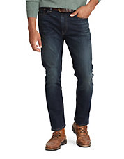 Hampton Relaxed Straight Jeans