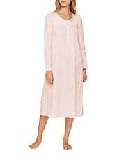 Long Sleeve Ballet Nightgown