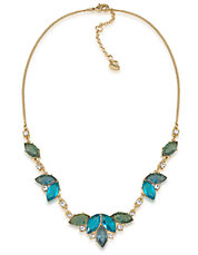 Marquise Frontal Necklace