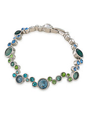 Gems and Tonic Flex Bracelet  Crystal  Bracelet