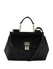 Greatest Hits Large Dome Satchel