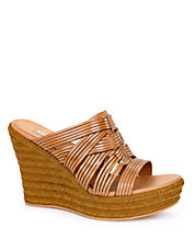Melinda Wedge Sandals