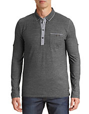 Roll-Tab Sport Shirt