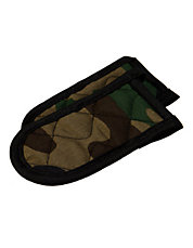 Camouflage Hot Handle Holders Set of 2