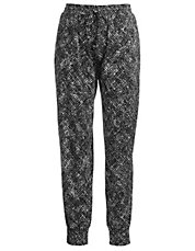 Stretch Knit Quartz Dress Pant