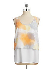 Watercolour Underlayer Tank