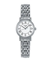 La Grande Classique Presence Stainless Steel Analog Watch