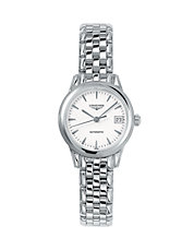 La Grande Classique Flagship Stainless Steel Analog Watch